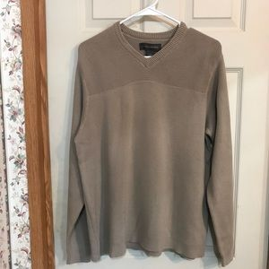 Banana Republic V-Neck Sweater Men's Size Small